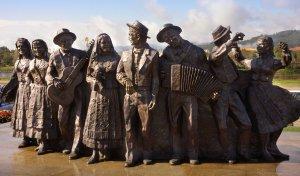 Statue Ponte De Lima