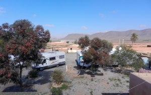 Campsite Oasis